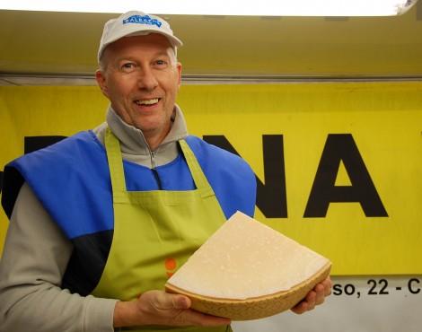 Il formaggio del Mauro: Nostrano Valtrompia DOP