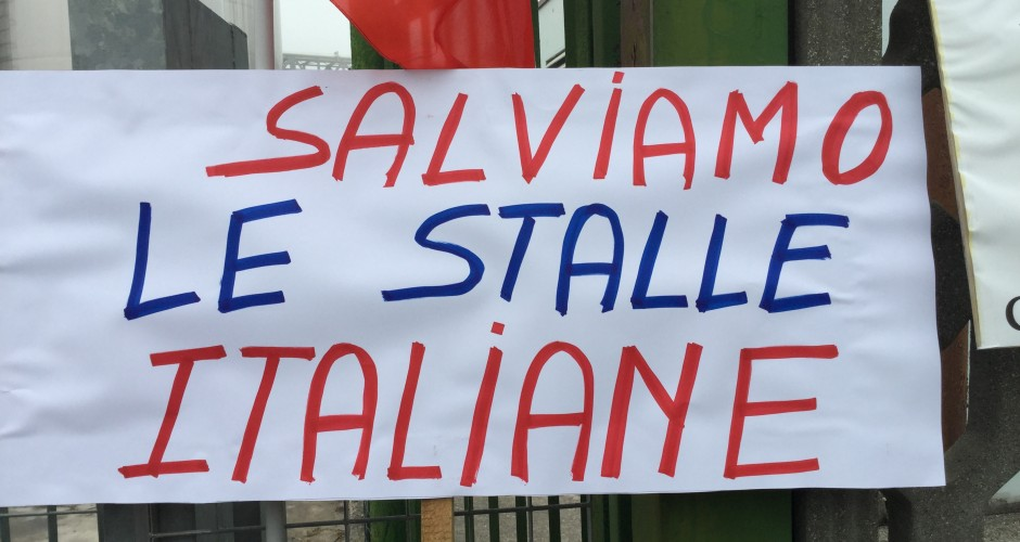 Salviamo il latte italiano